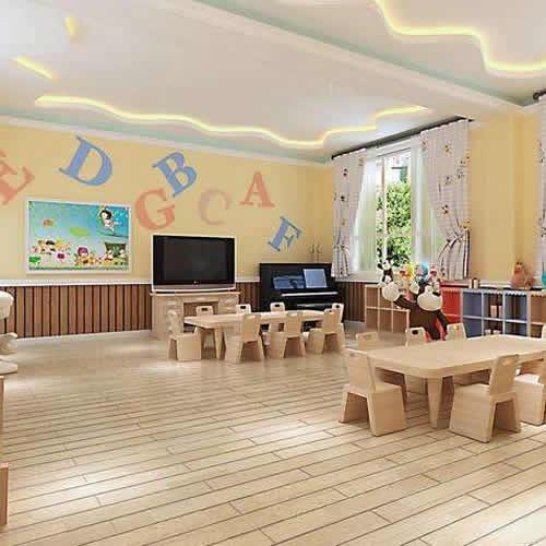 幼儿园集成墙板